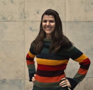 FDC-Projektleiterin Julia Zimmermann - Foto@Sandra Spitzner
