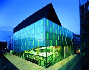 Konzerthaus Dortmund - Außenansicht © Daniel Sumesgutner