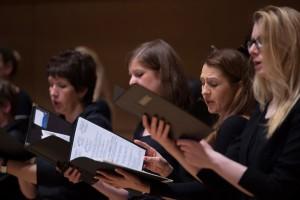 Philharmonischer Chor Essen  7. Sinfoniekonzert (Foto: Saad Hamza)