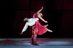 Aalto Ballett Essen / Carmen-Bolero / Foto: ©Mario Perricone