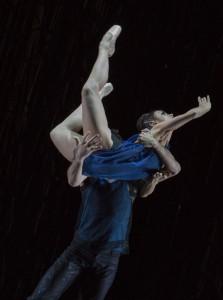 Ballett am Rhein Düsseldorf / Duisburg b.20 DEEP FIELD  Ballett von Martin Schläpfer  Musik Adriana Hölszky   Raum und Kostüme  rosalie