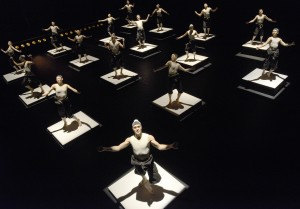 Ballett Dortmund_DREI FARBEN TANZ / Ensemble / Fotografin  Bettina Stöß / JPG