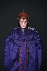 Linda Watson (Turandot) – FOTO: Hans Jörg Michel
