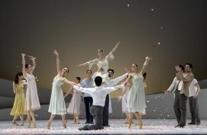 """Aalto-Ballett Essen """"Giselle"""" (Foto ©Bettina Stöß)"""