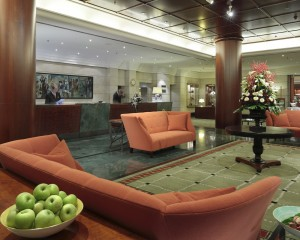 Kempinski Hotel Bristol Berlin | Hotel | Lobby / Foto mit frdl. Genehmigung Kempinski Hotel Bristol Berlin