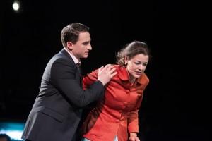 Eleonore Marguerre (Donna Anna), Lucian Krasznec (Don Ottavio) ©Thomas Jauk / Stage Picture GmbH