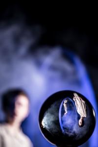 Oper Wuppertal / Plakatmotiv Nachtschreck / Foto @  André Sarin