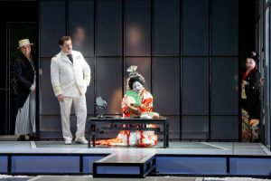 THEATER BONN: MADAMA BUTTERFLY