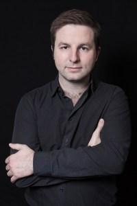 "Jan Philippe Gloger, Regisseur ""Il barbiere di Siviglia"" (Foto: Heinrich Völkel)"