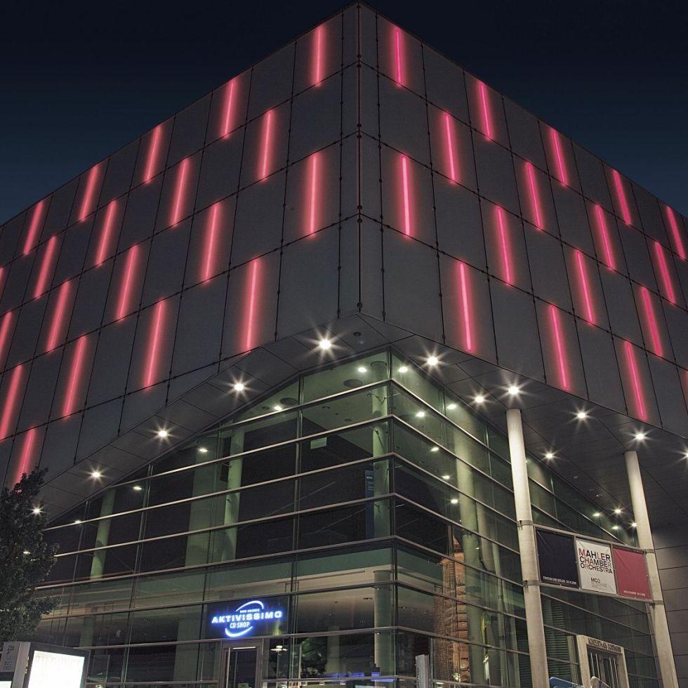 Konzerthaus Dortmund - Außenansicht - Foto © Yogi Kaja