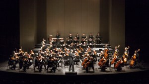 Neue Philharmonie Westfalen / Foto @ Pedro Malinowski