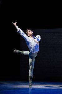 Liam Blair als Romeo / Foto @ Mario Perricone