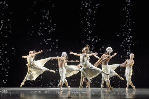 Aalto Ballett Essen / Sechs Tänze / Foto ©Bettina Stöß
