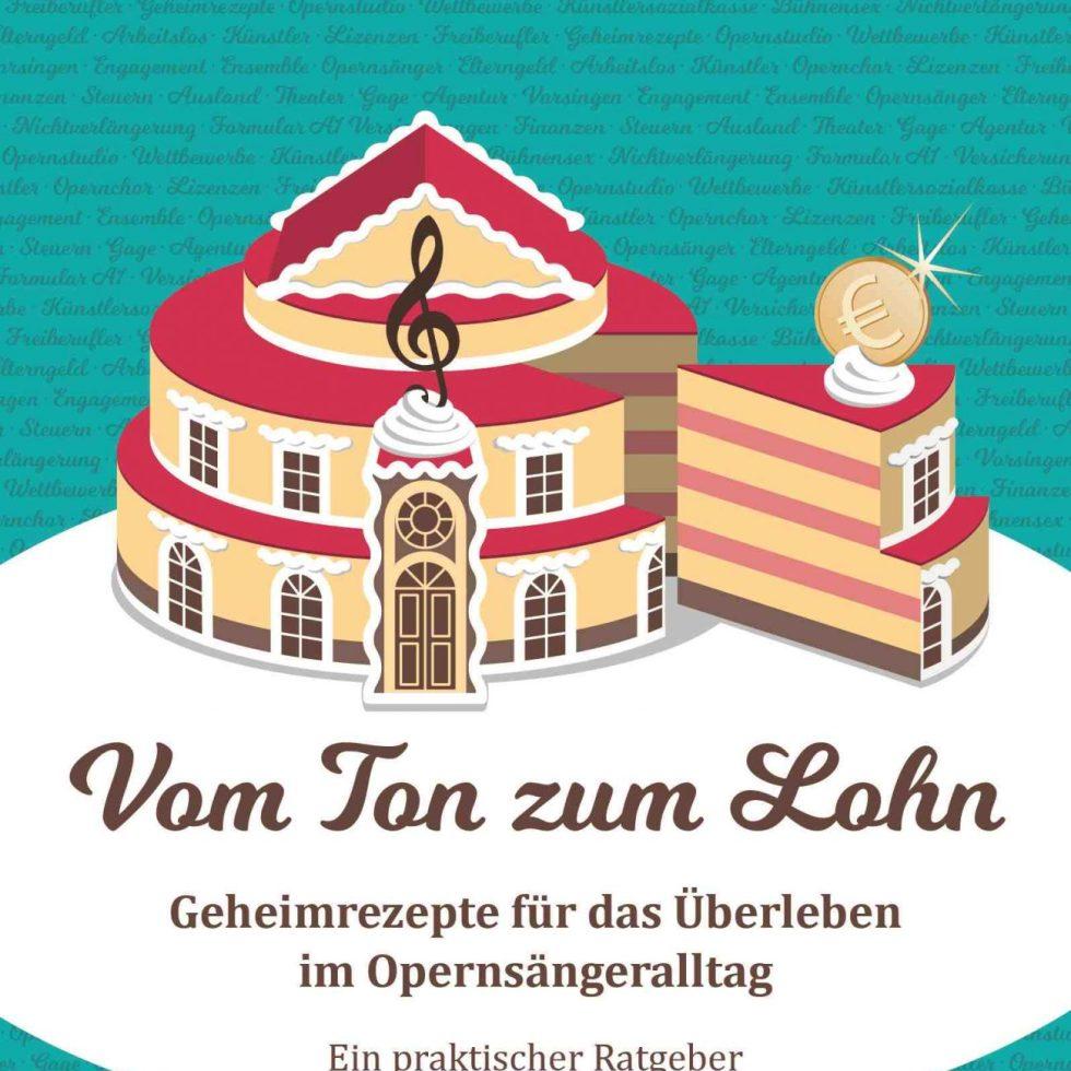 """Buchcover """"Vom Ton zum Lohn"""""""