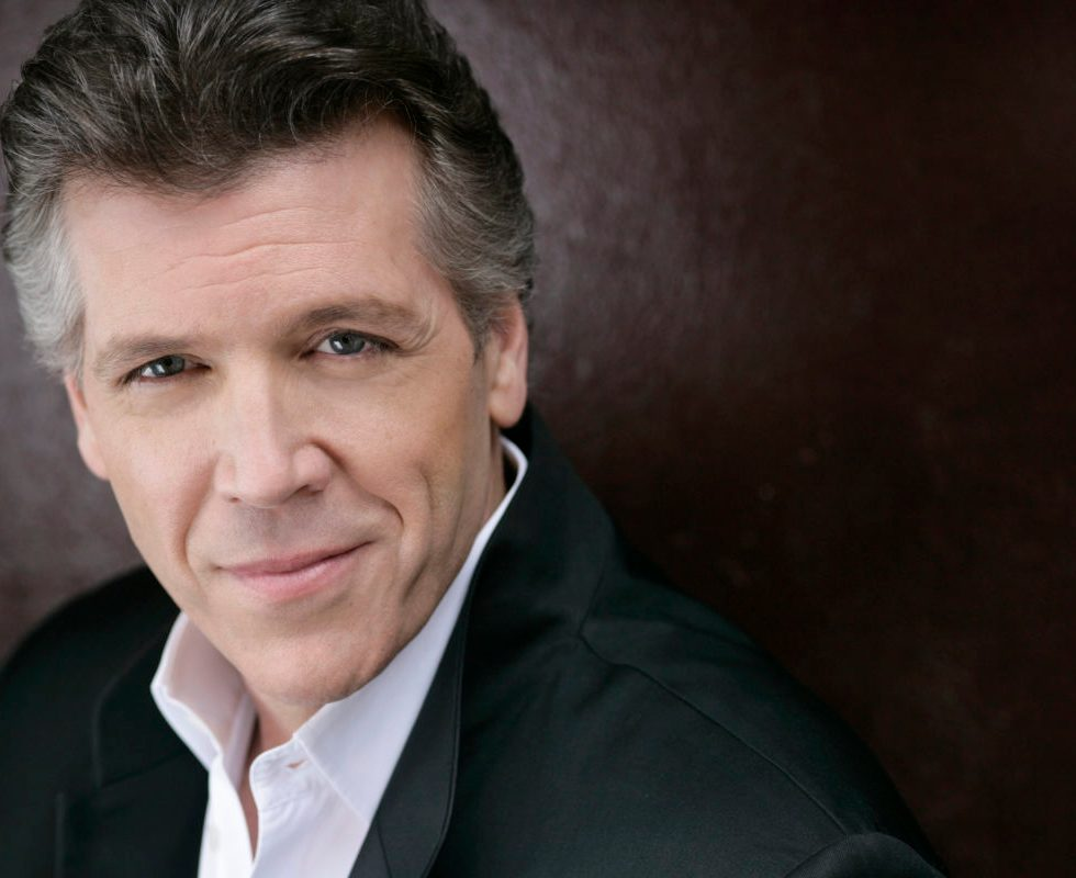 Thomas Hampson / Foto @ Kristin Hoebermann