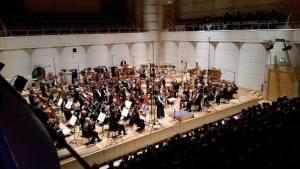 Schlussapplaus/8. Philh.Konzert/M.Coentzen/Foto @ DAS OPERNMAGAZIN
