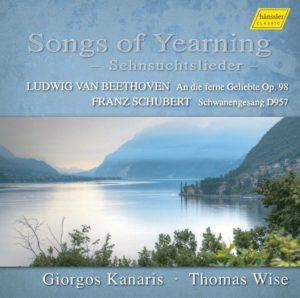 CD Cover @ Hännsler Classic
