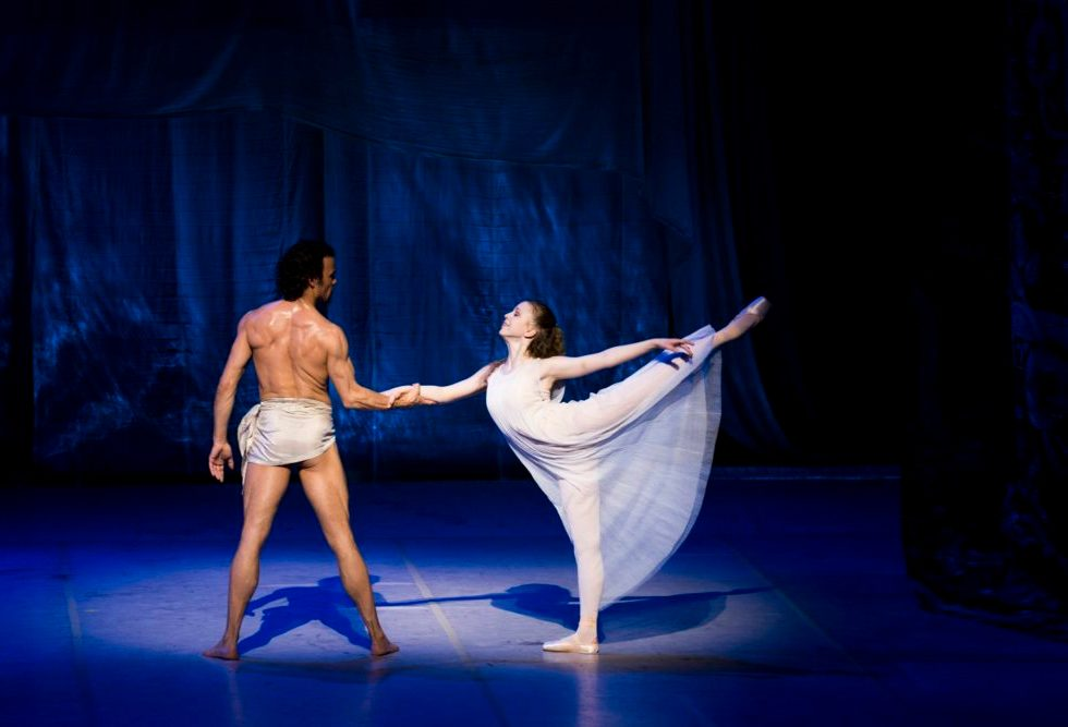 Carsten Jung, Emilie Mazon / Foto @ Kiran West