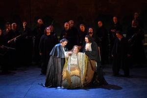Gran Teatre del Liceu / Il Trovatore / Foto ®A Bofill ( Ruciński / Berti / Cornetti )