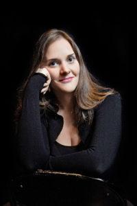 """Jessica Muirhead, die in der Premiere """"Die verkaufte Braut"""" die Hauptpartie der Marie singen wird (Foto: Nanc Price)"""