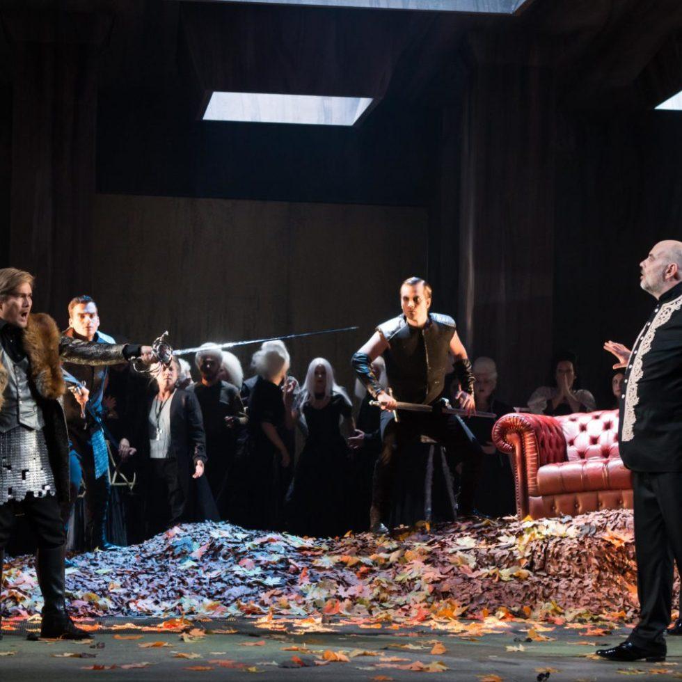 Garrie Davislim, Stephan Klemm, Chor © Oliver Berg