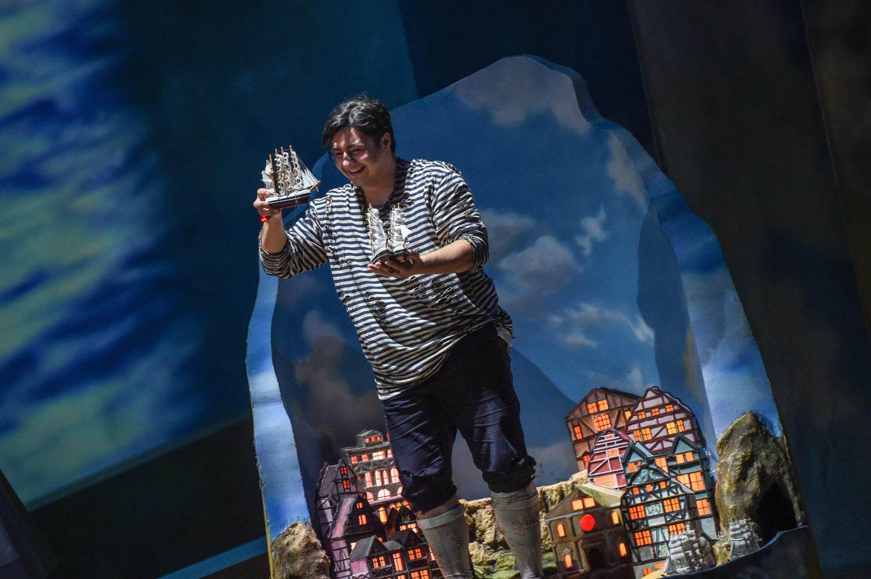 Ibrahim Yeşilay (Gulliver) FOTO: Hans Jörg Michel