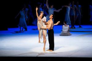 Nijinski / Hamburg BallettAlexander Riabko, Patricia Friza, Ensemble/ Foto @ Kiran West