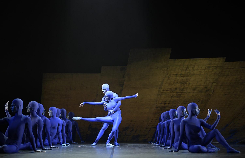 Ballett Dortmund/ Ballett Rachmaninow   Tschaikowsky/Foto @ Bettina Stöß, Stage Pictures