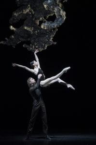 TSCHAIKOWSKY; Marlon Dino, Lucia Lacarra/Foto @ Bettina Stöß, Stage Pictures