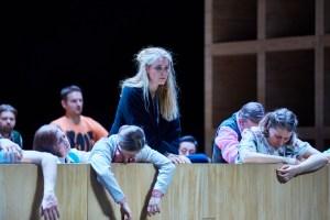 Verdi/Messa da Requiem/Staatsoper Hamburg/ Maria Bengtsson, Chor der Hamburgischen Staatsoper/Foto @ Brinkhoff/Mögenburg