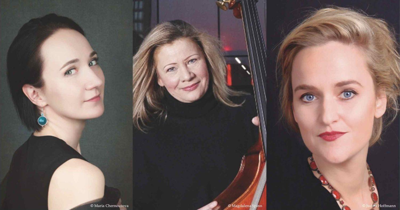 Künstlerinnen des 3. Foyer-Konzerts Dortmund/Foto @ Theater- und Konzertfreunde Dortmund e. V.