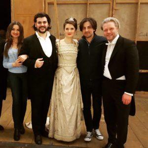 Oksana Volkova, Kartal Karegedik, -Iulia Maria Dan, ganz rechts_Christoph Gedschold (Foto @ Iulia Maria Dan)