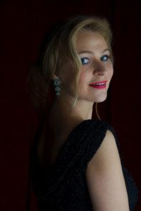 Ruxandra Donose / Foto @ Nicolae Alexa