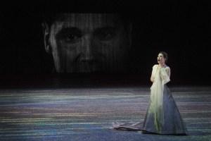 Staatsoper Unter den Linden /LES PÊCHEURS DE PERLES/ Olga Peretyatko-Mariotti (Leïla)/Foto @ Donata Wenders