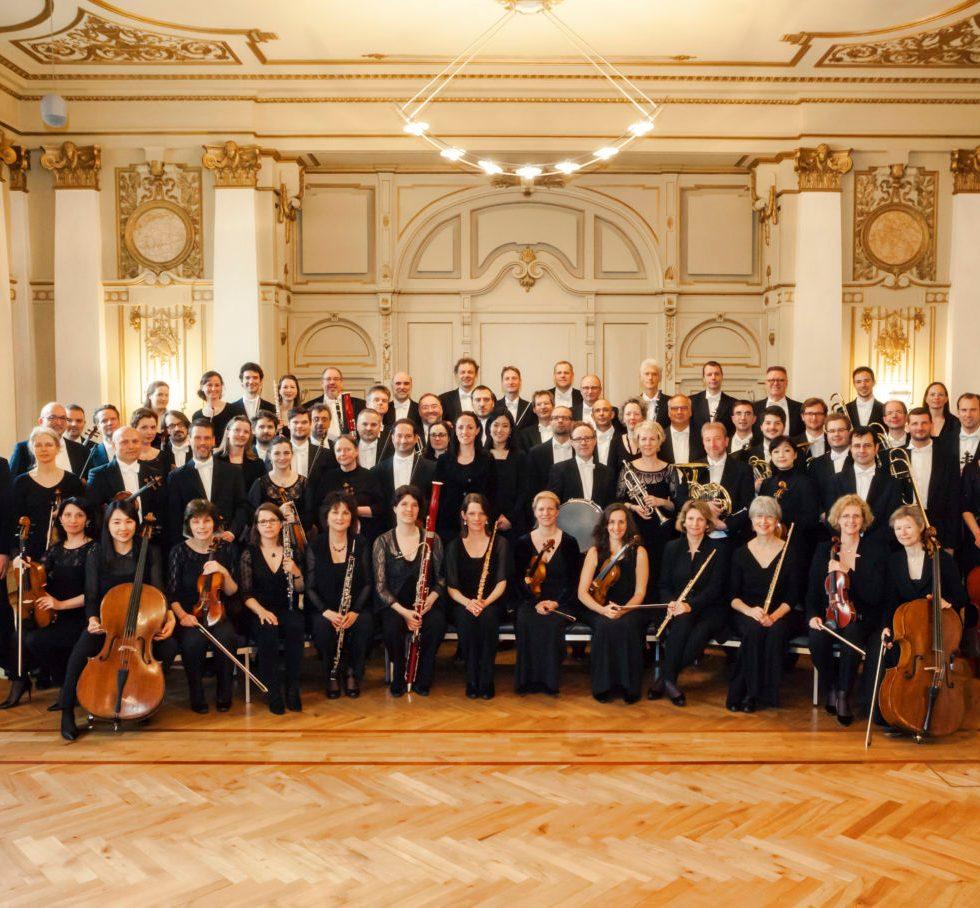 Sinfonieorchester Wuppertal / Foto © Dirk Sengotta