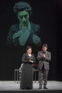 Theater Aachen/MariaStuarda: Irina Popova, Woong-jo Choi/Foto @ Wil van Iersel