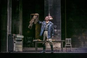 Theater Lübeck/ OTELLO/ Foto @ Jochen Quast