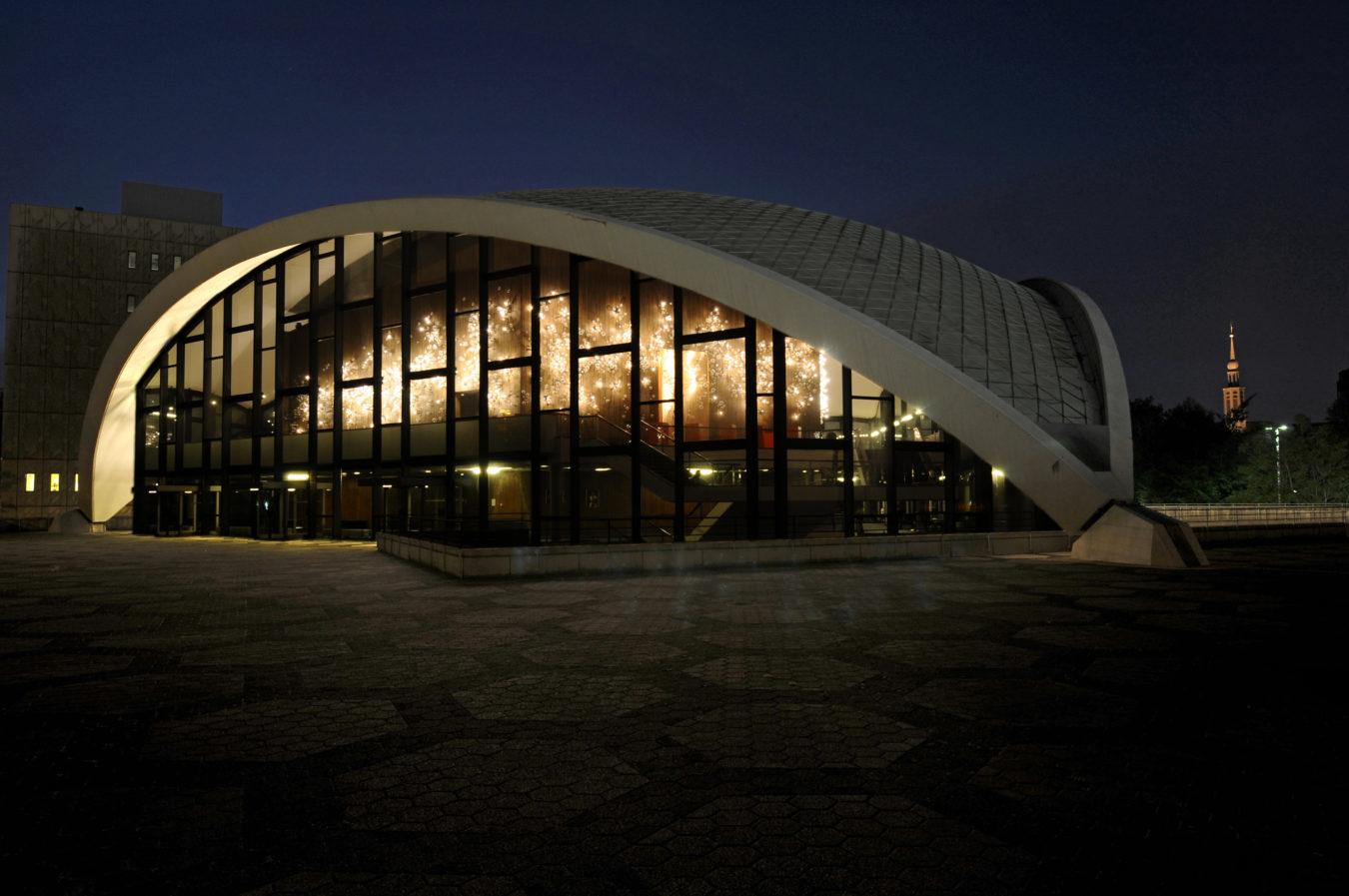 Theater Dortmund - Gebäude - Oper Dortmund /@ Theater Dortmund