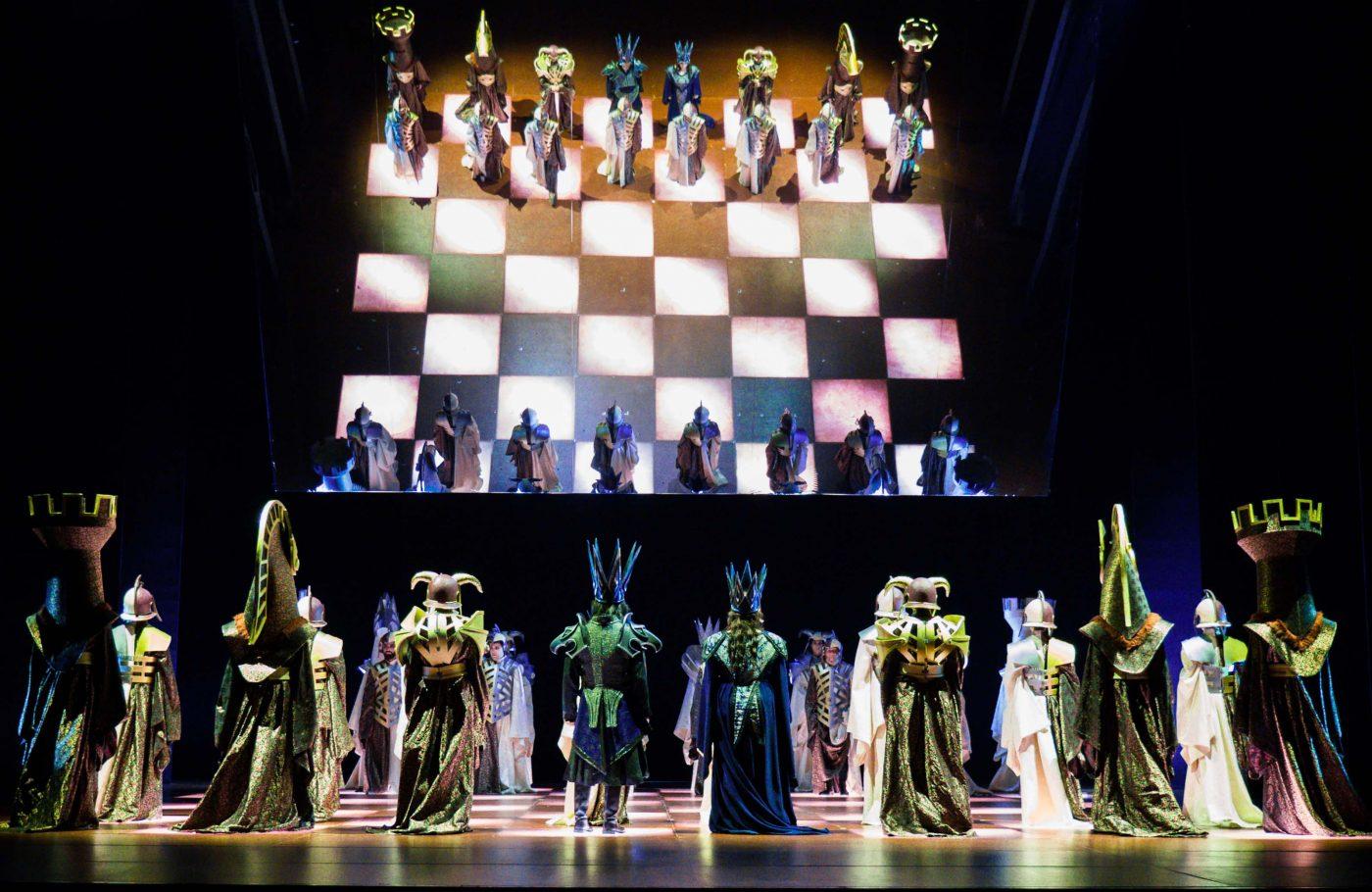 Macbeth/ Foto © Opéra Royal de Wallonie-Liège