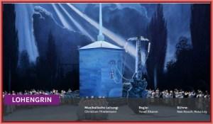 Bayreuther Festspiele 2018/LOHENGRIN/ Foto: Enrico Nawrath