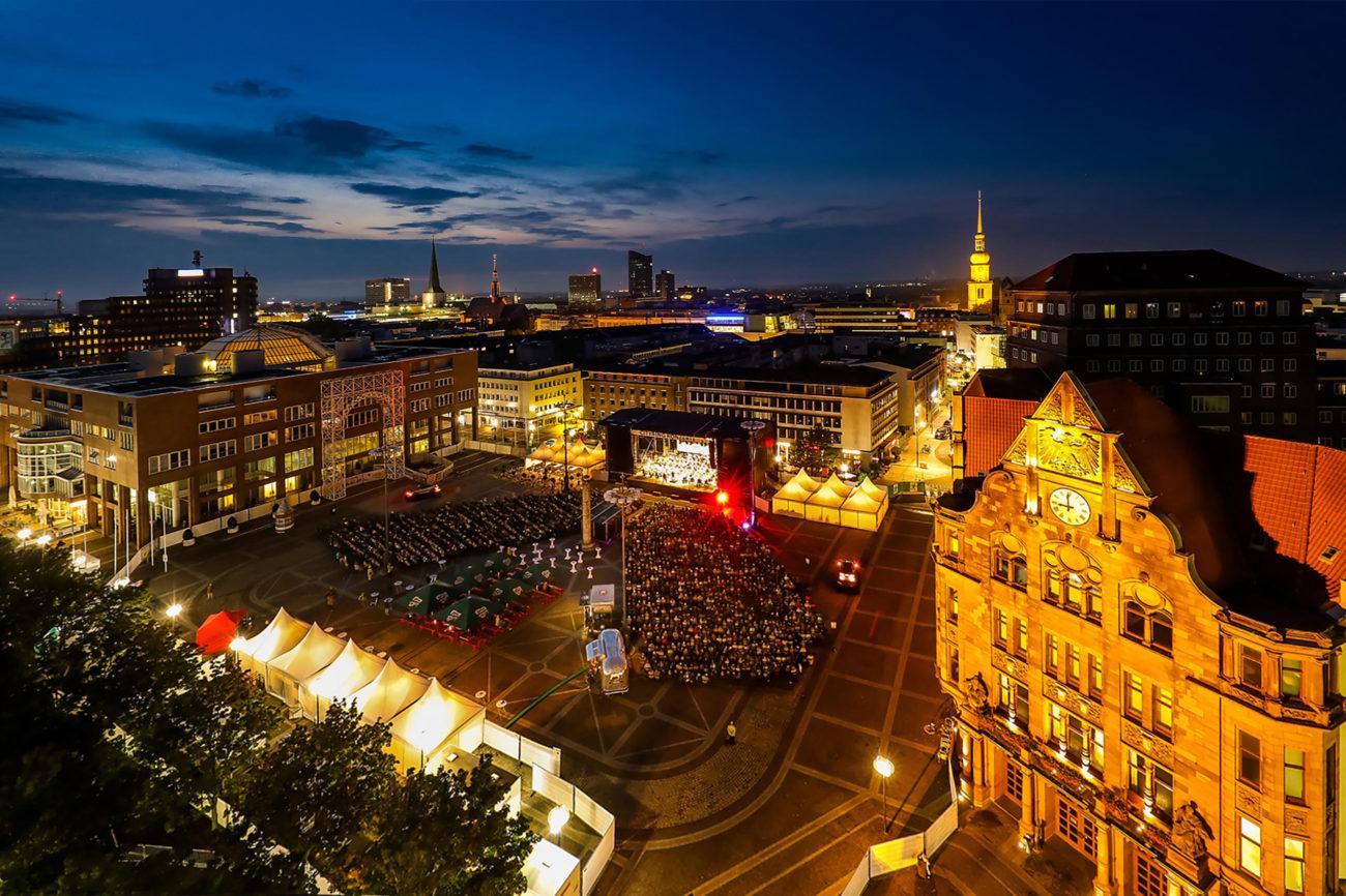 Gesamtansicht/ Foto @ Dortmunder Cityring-Konzerte 2018