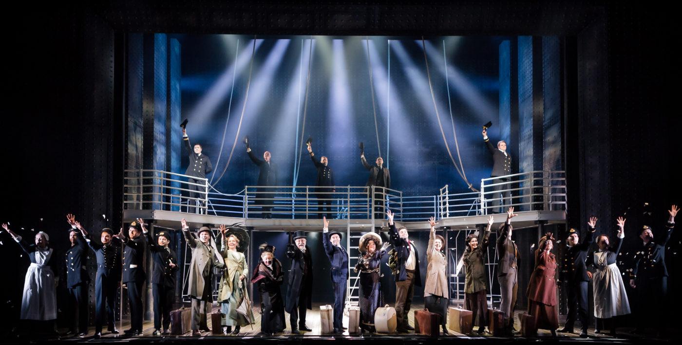 Titanic - The Musical/Staatsoper Hamburg/Foto @ Scott Rylander