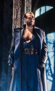 Aris Argiris als Wotan in DIE WALKÜRE/ Theater Chemnitz / Foto @ Kirsten Nijhof