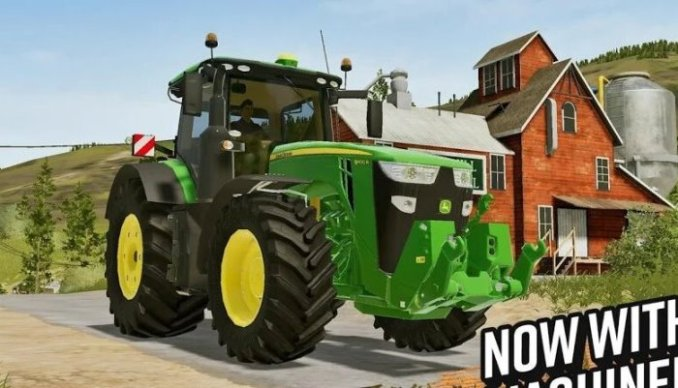 tractor simulator wala game