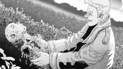 Case du manga GUNNM.