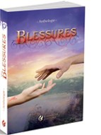 "Couverture de l'anthologie ""Blessures"""