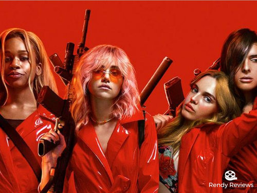 "Image de l'affiche du film ""Assassination Nation""."