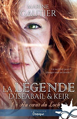 """Couverture du roman 'Au coeur du Loch"""""""