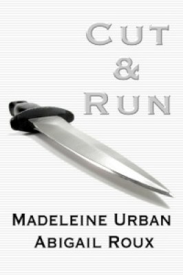 "Couverture de ""cut and run"", tome 1 de la série du même nom."