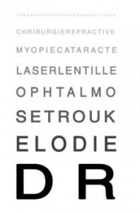 Setrouk Elodie Ophtalmologiste
